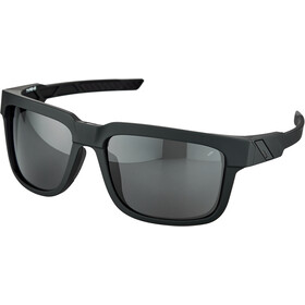 100% Type S Gafas, soft tact black